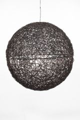 Wicker Ball 100cm - Brown