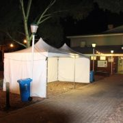 3x6 Popup Stall with Fluro Light 1.JPG